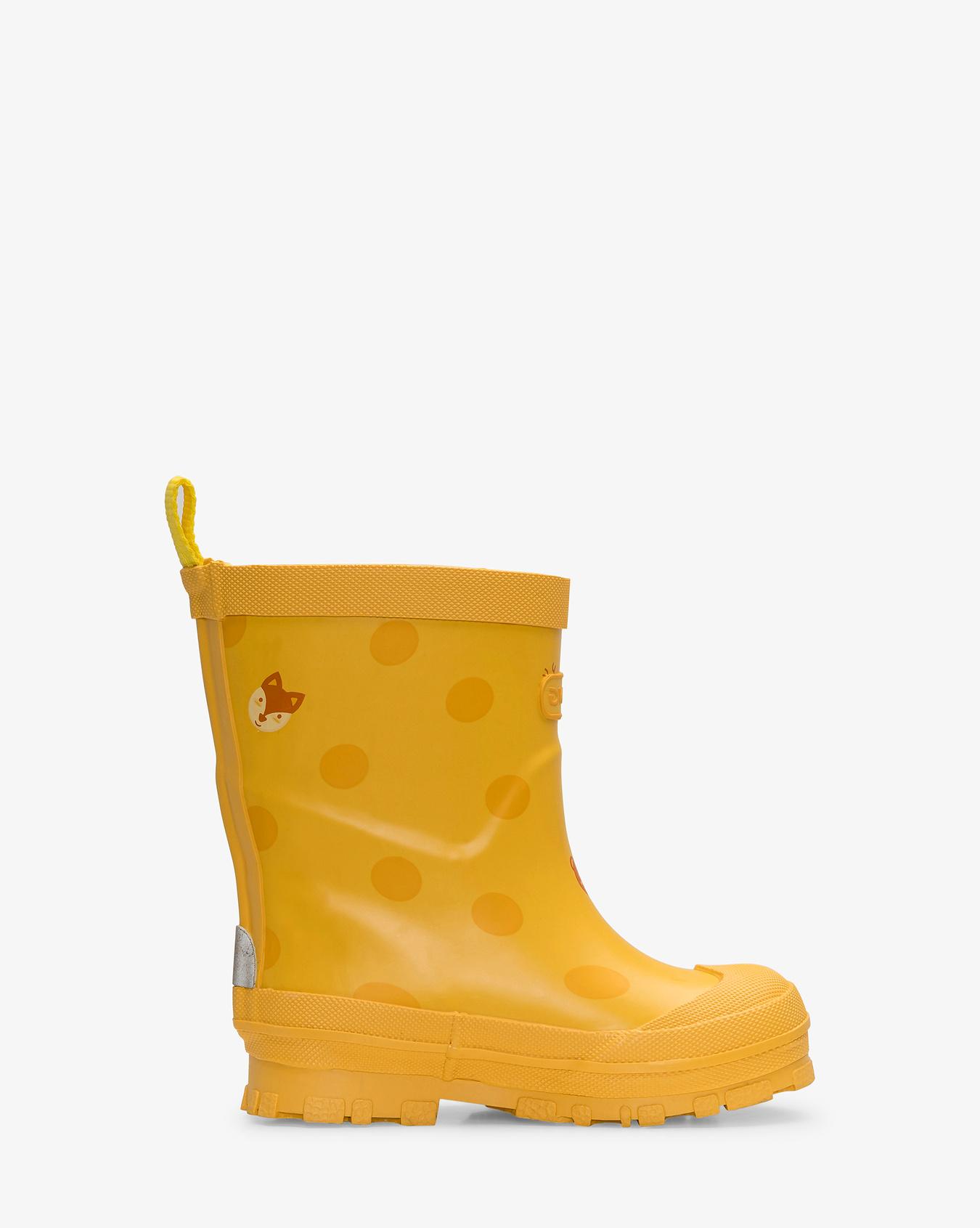 Hidden Animals Rubber Boot