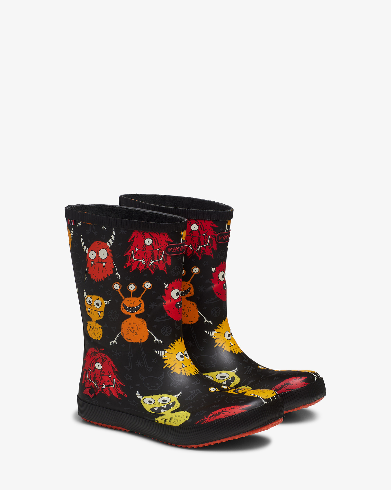 Classic Indie Monster Rubber Boot