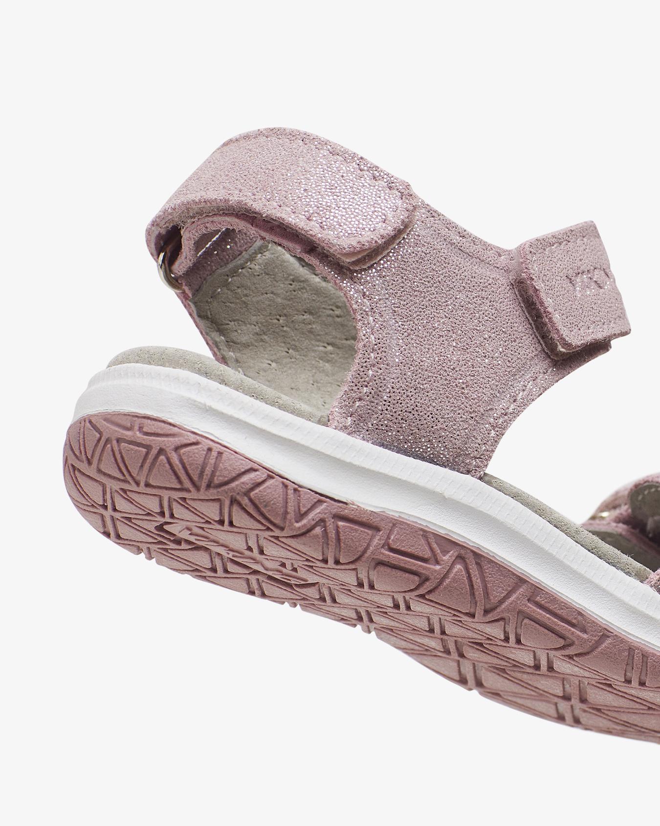 Helle Metallic Sandal