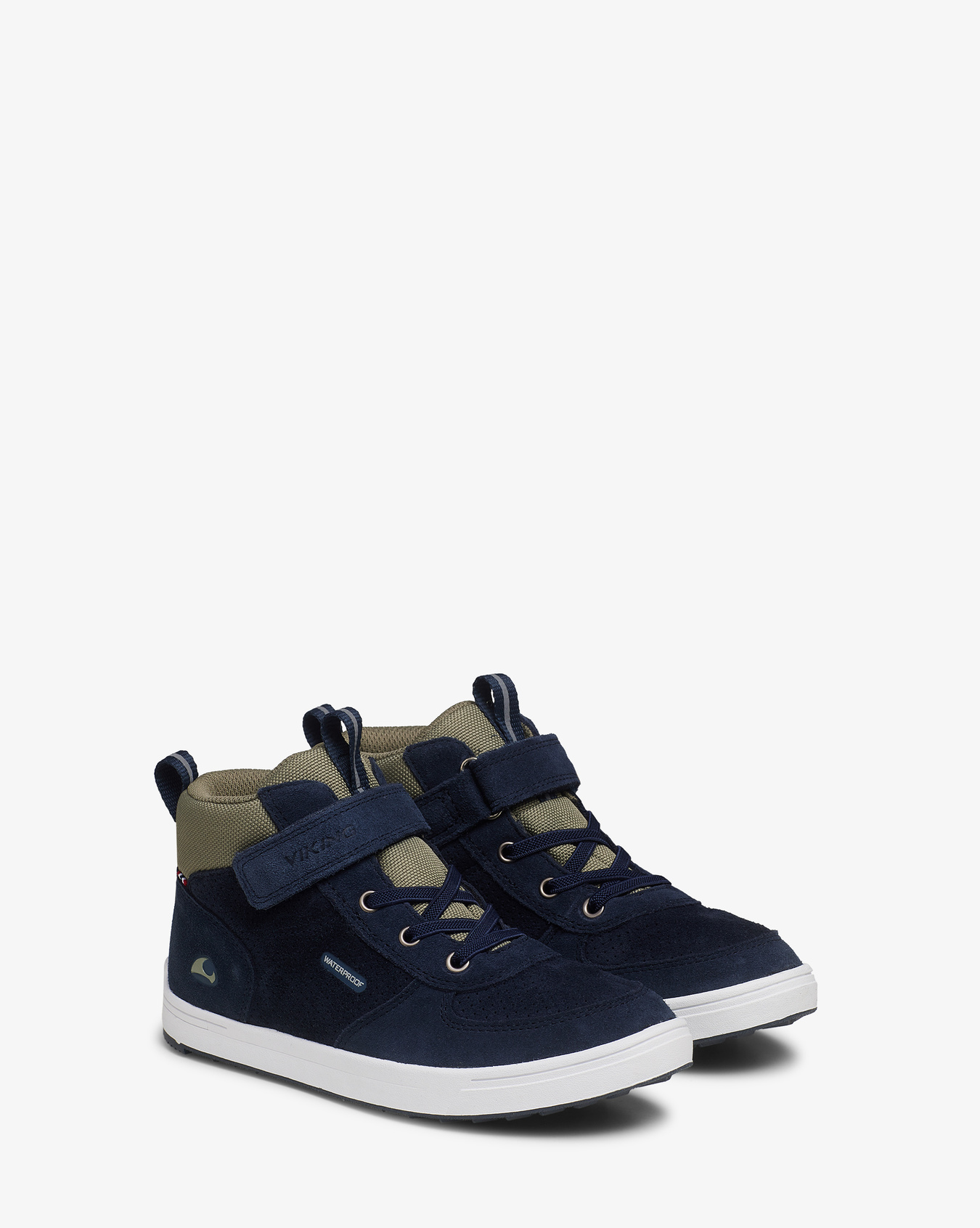 Samuel Mid WP Jr Sneaker