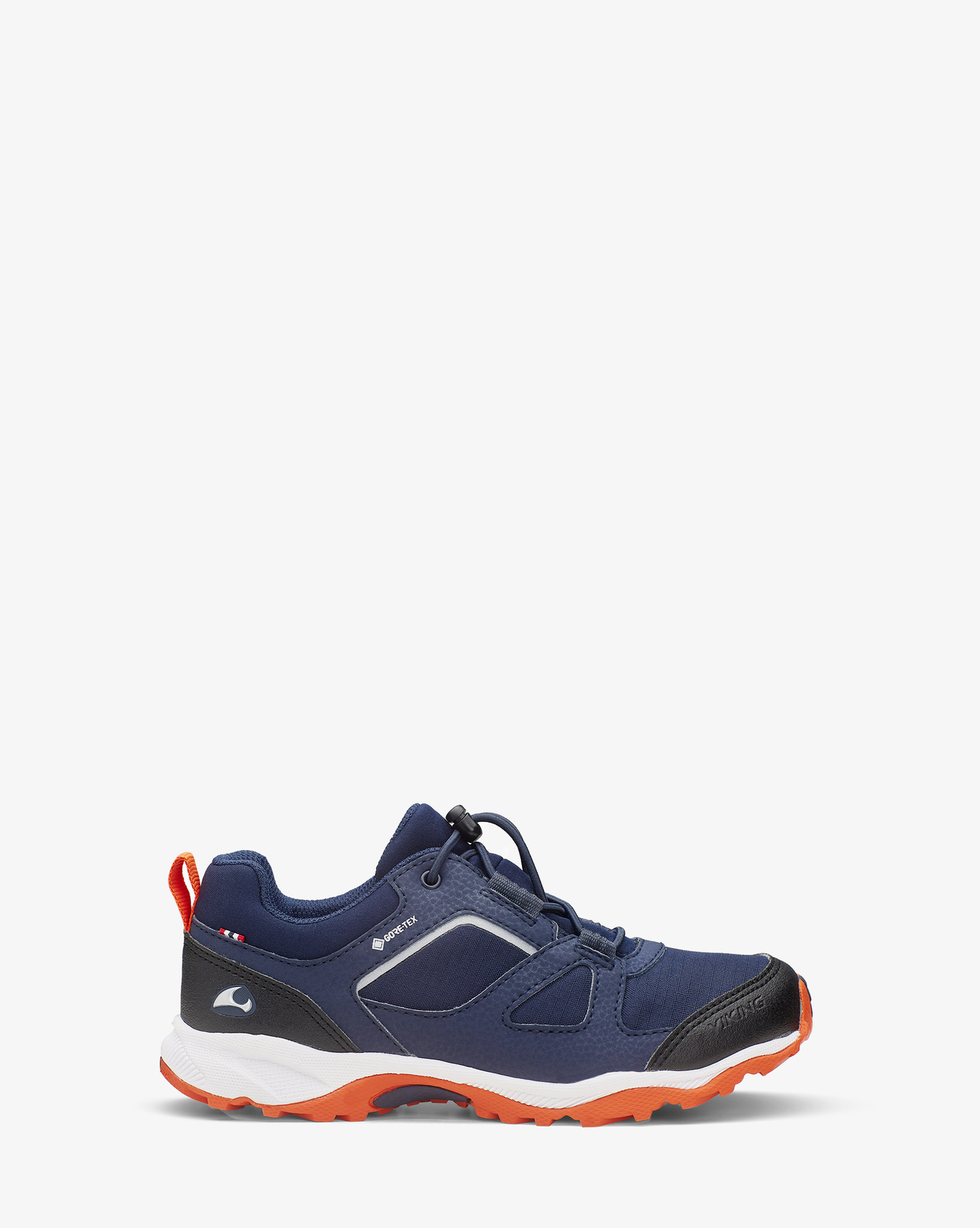 Nator GTX Navy Rust Sneaker