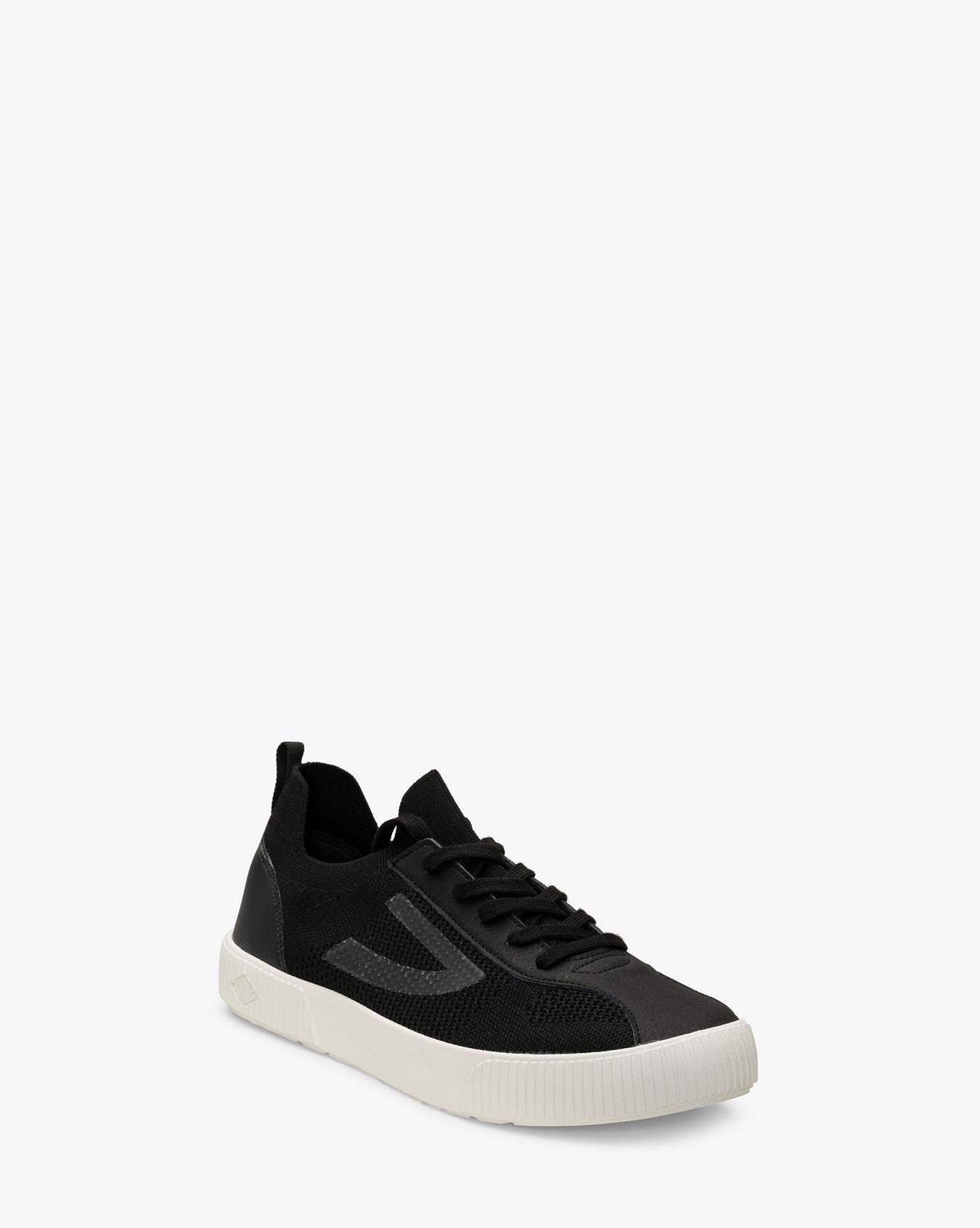 Retro Knitted Jr Sneaker