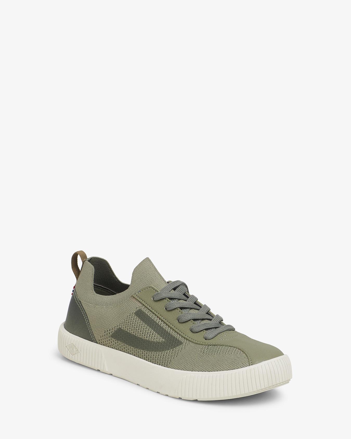 Retro Knitted Sneaker