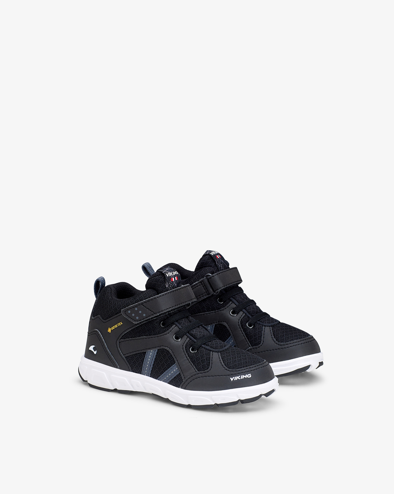 Alvdal Mid R GTX Black Charcoal Sneaker