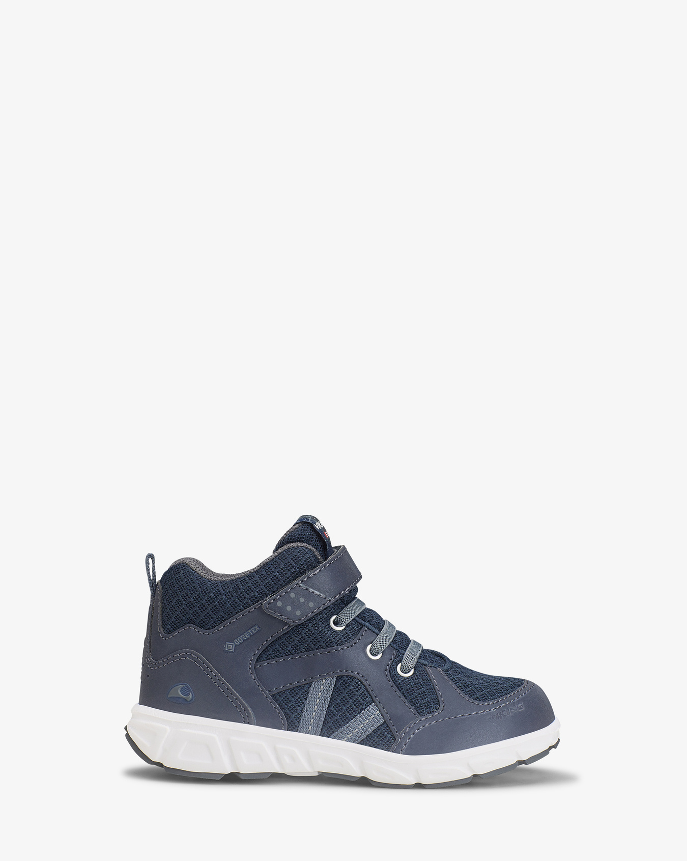 Alvdal Mid R GTX Navy Charcoal Sneaker
