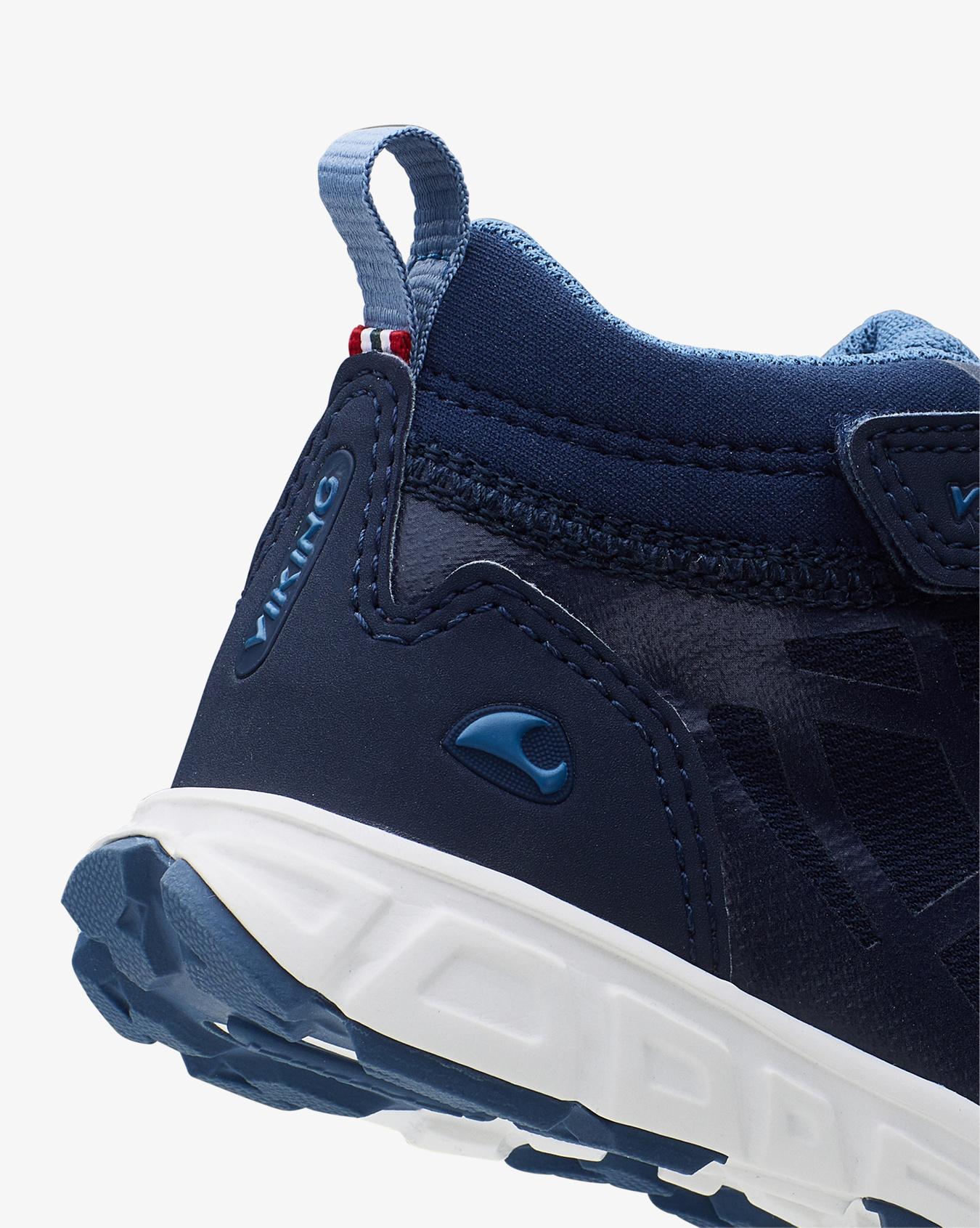 Veme Mid R GTX Navy Sneaker