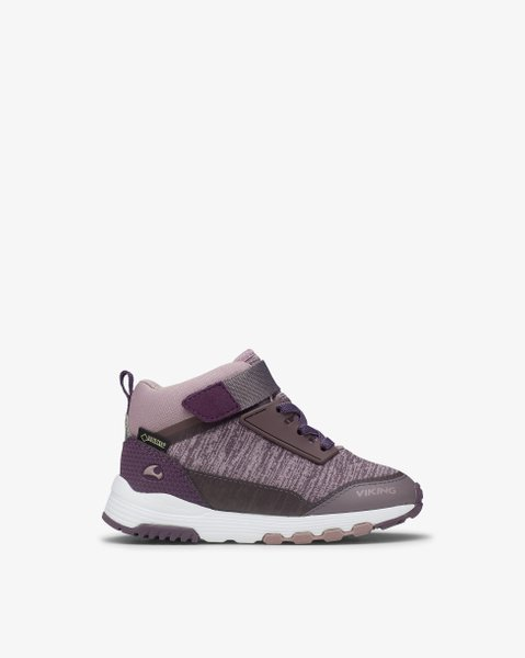 Arendal Mid GTX Dusty Pink Sneaker