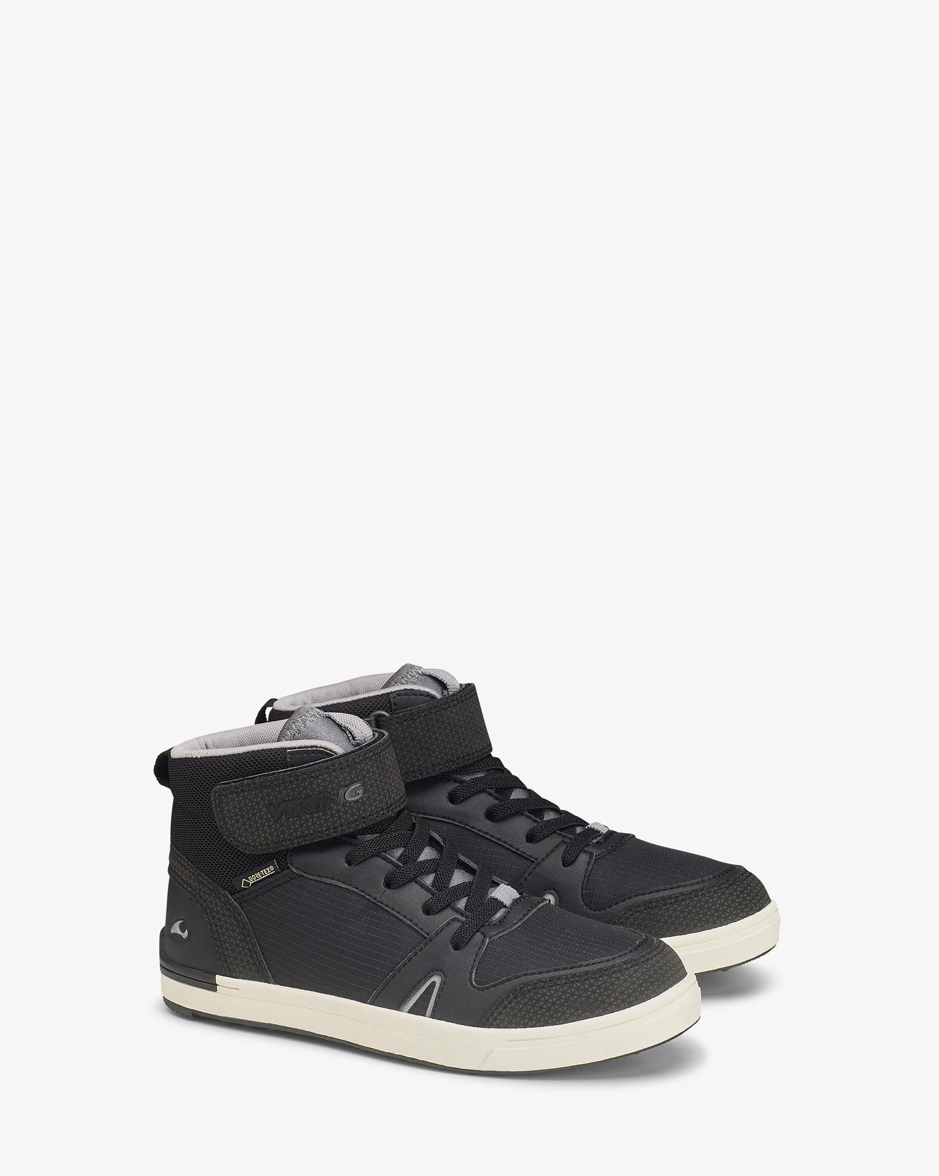Markus Mid GTX Black Sneaker