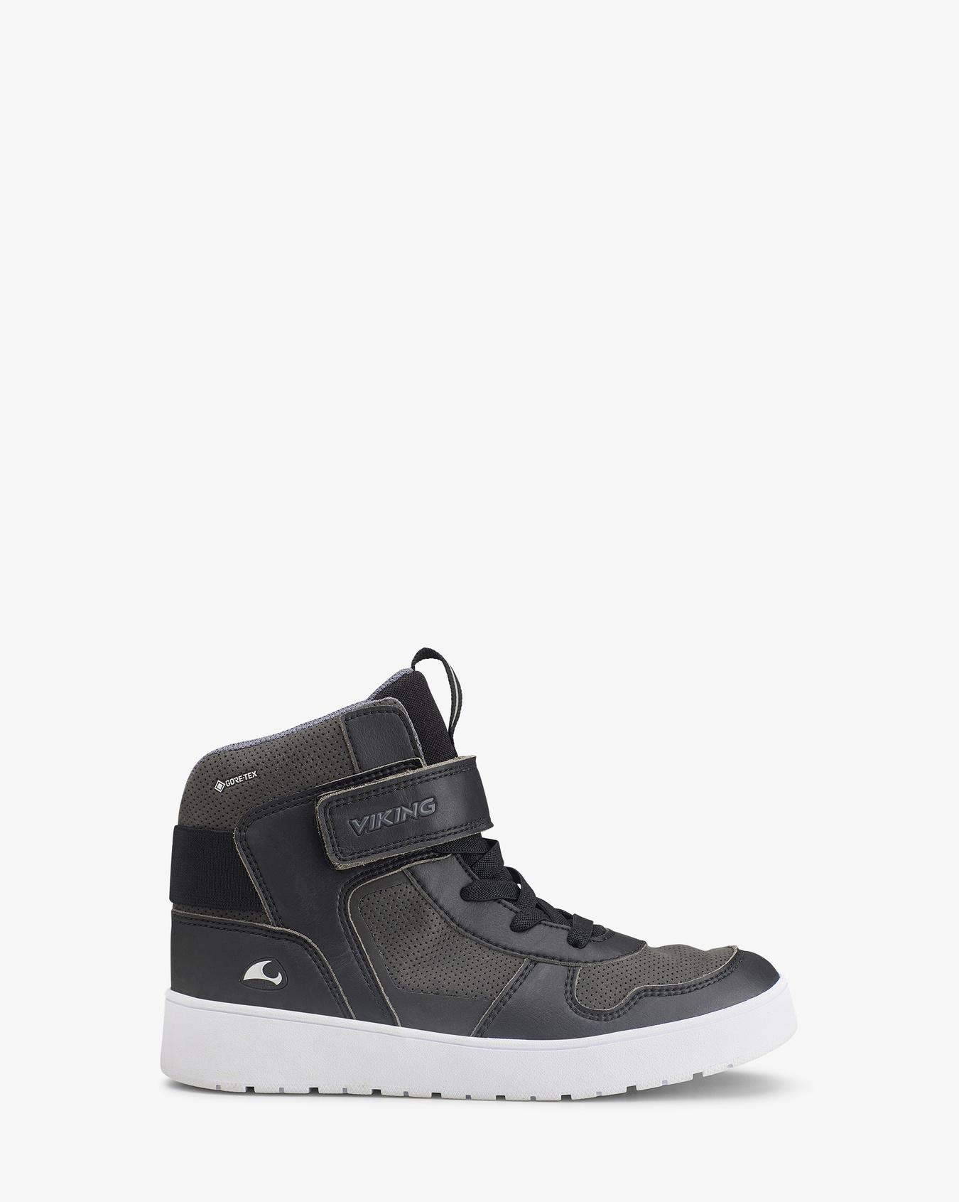 VFX Mid GTX Black Sneakers