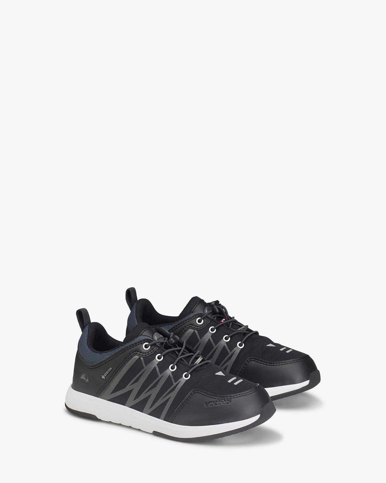 Oppsal R GTX Black Sneaker