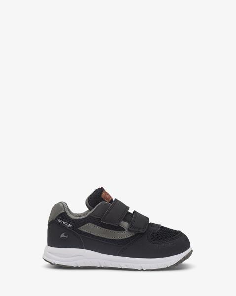 Hovet WP Sneakers Black Grey