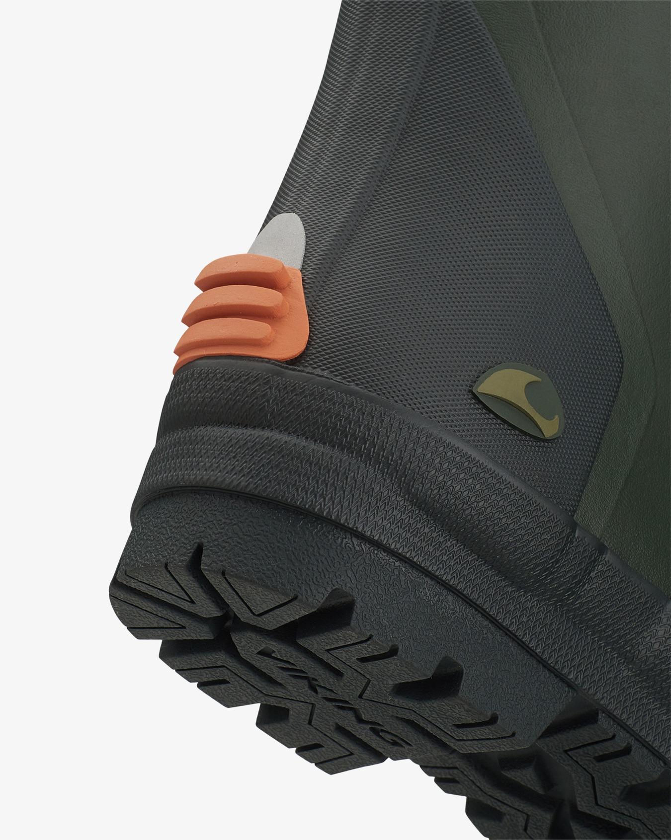 Slagbjorn Vinter Green Rubber Boots