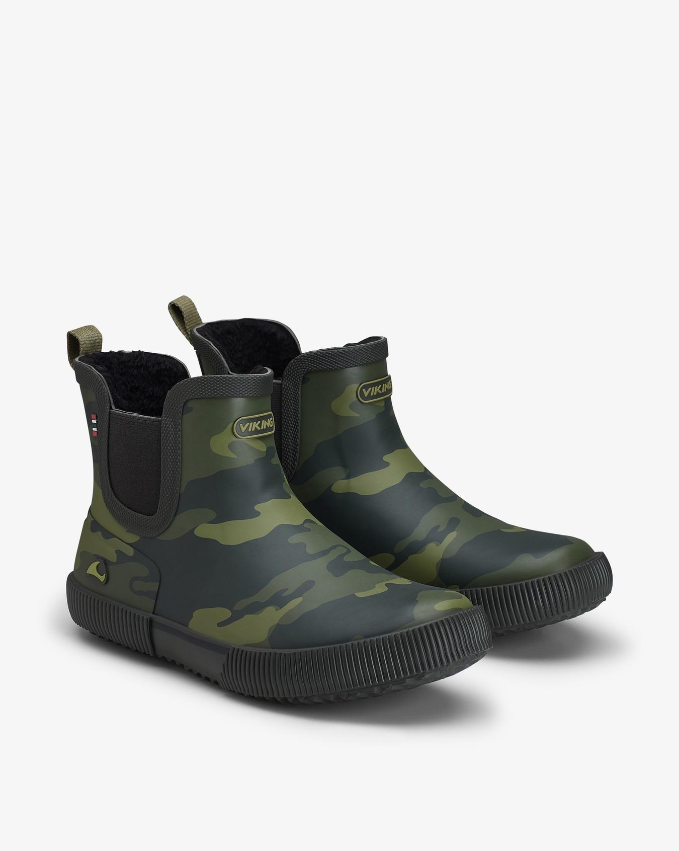 Stavern Urban Winter Rubber Boots