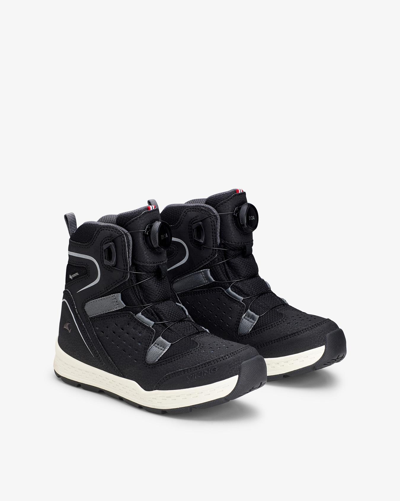 Espo GTX Black Winter Boots