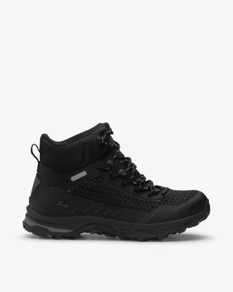 Rask Warm GTX Black Hiking Shoes