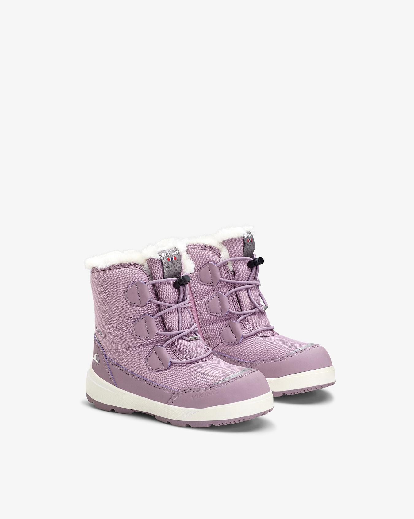 Montebello GTX Pink Winter Boots