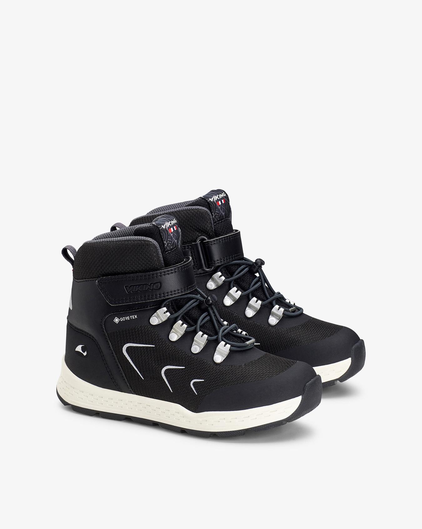 Liam GTX Black Winter Boots