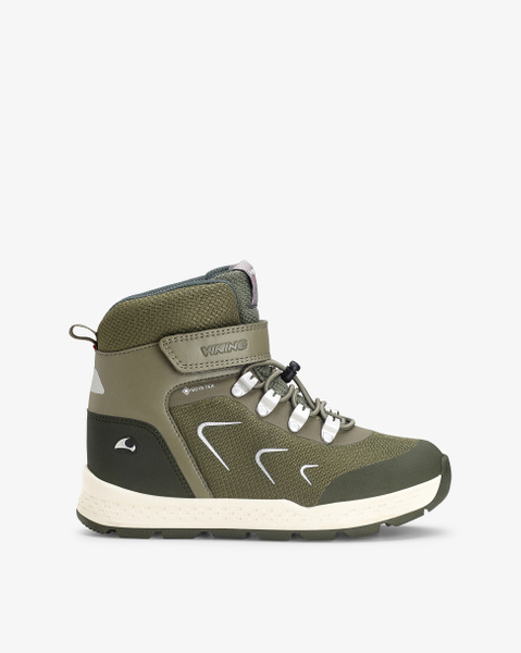 Liam GTX Olive Winter Boots
