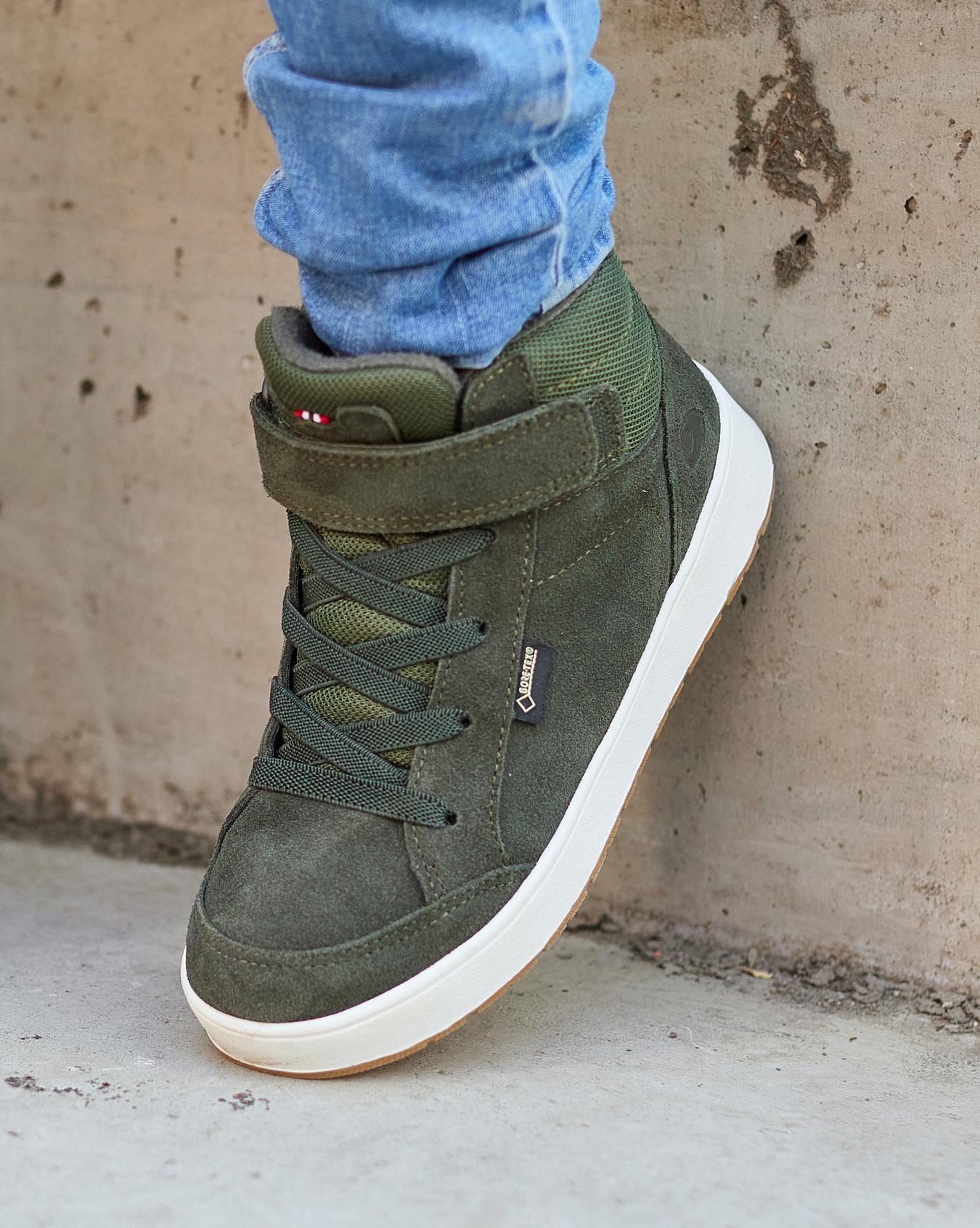 Eagle Warm GTX Huntinggreen Sneaker