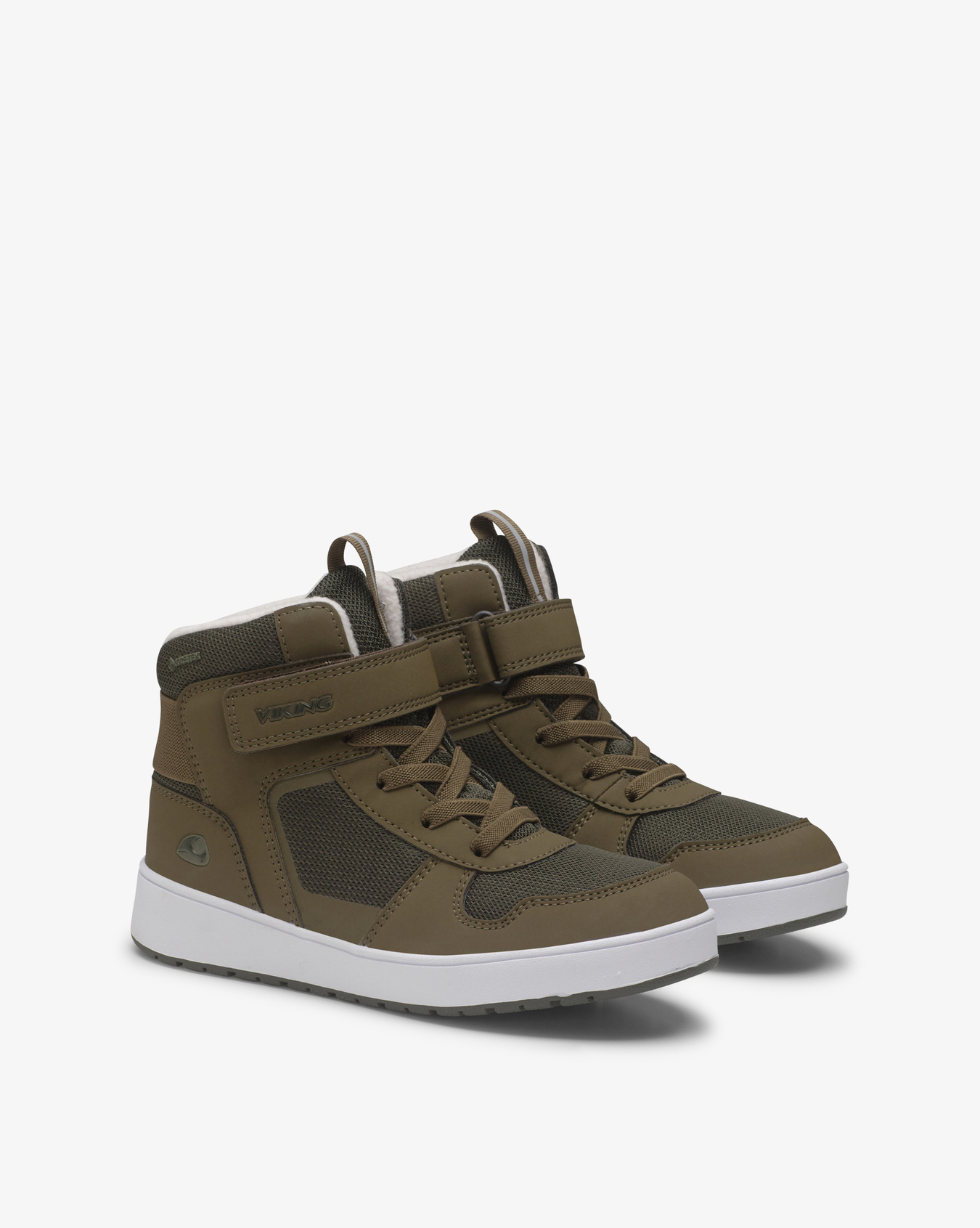 Jack Khaki Sneakers