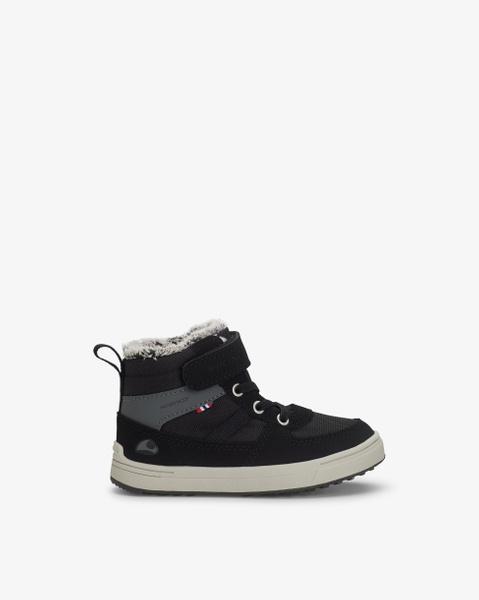 Lucas Black Sneakers