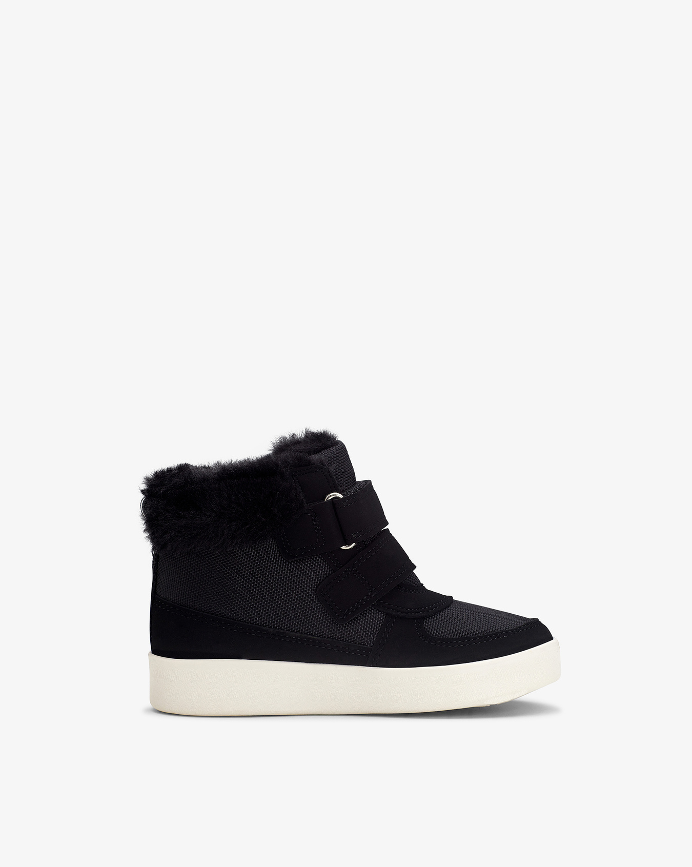 Esther Black Winter Boots