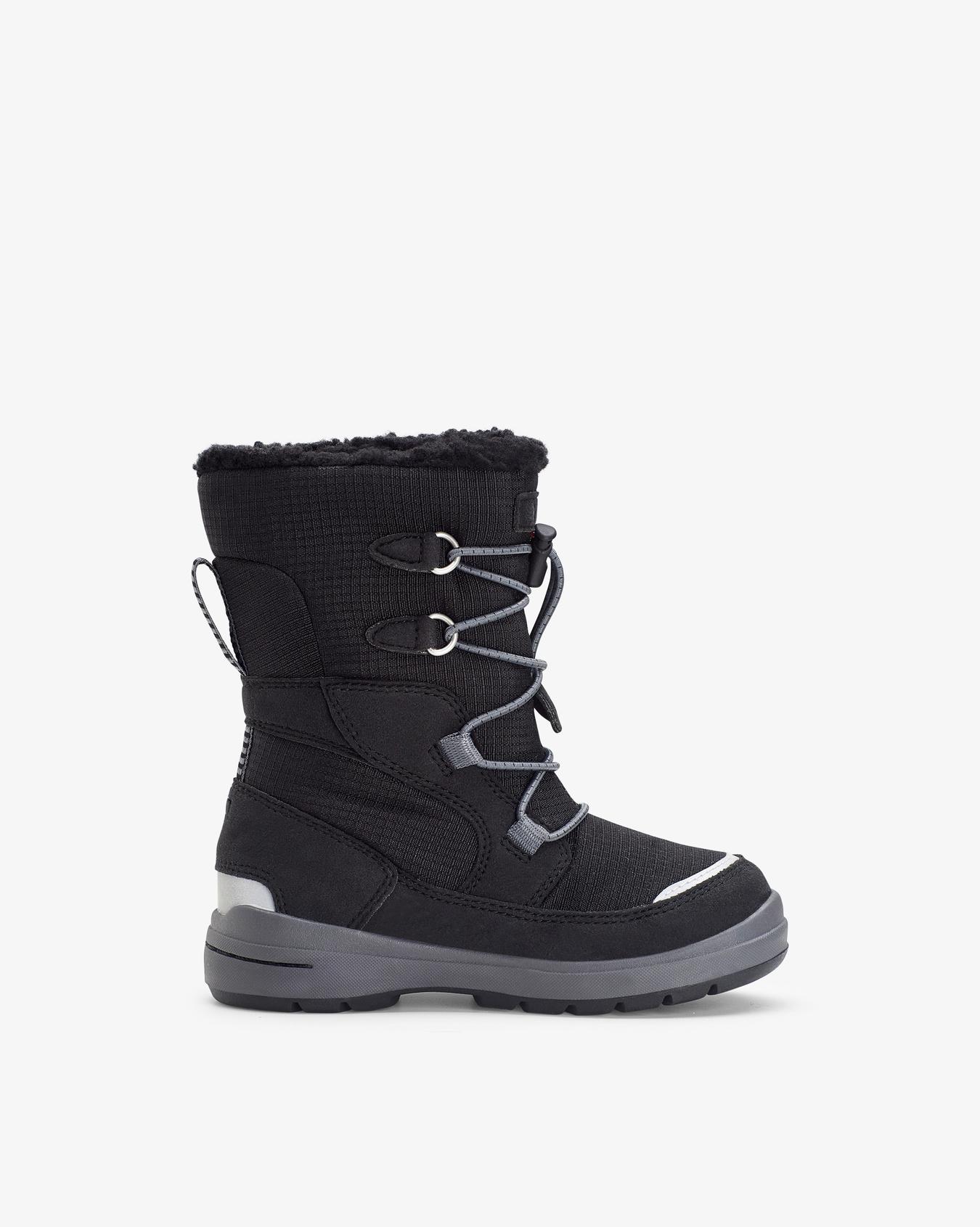 Haslum GTX Black Winter Boots