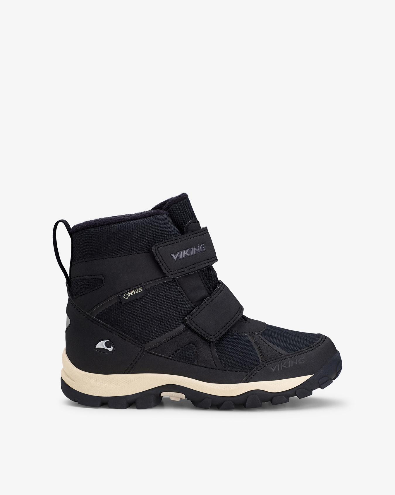 Bonna GTX Black Winterboots