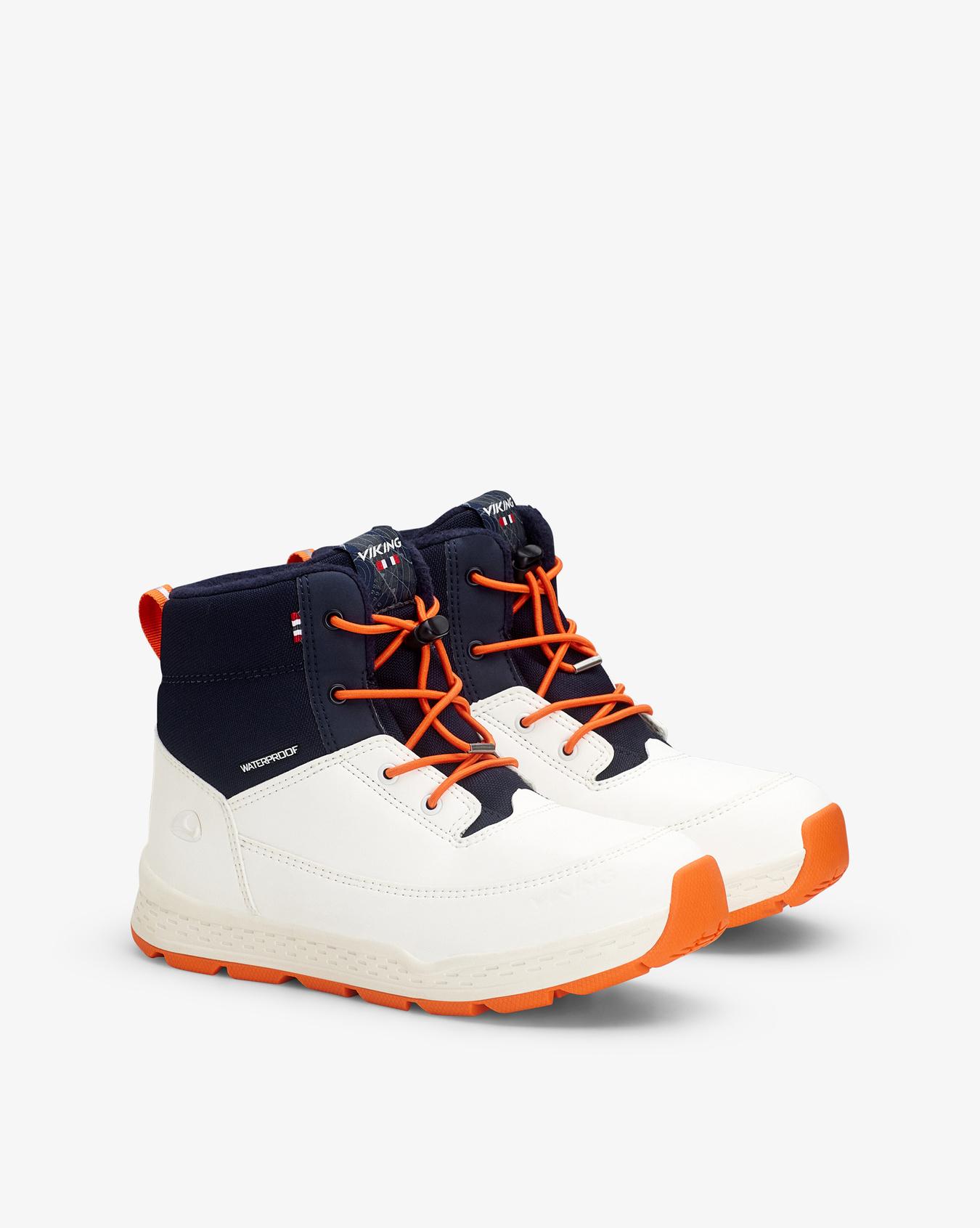 Sjur Cream Winter Boots
