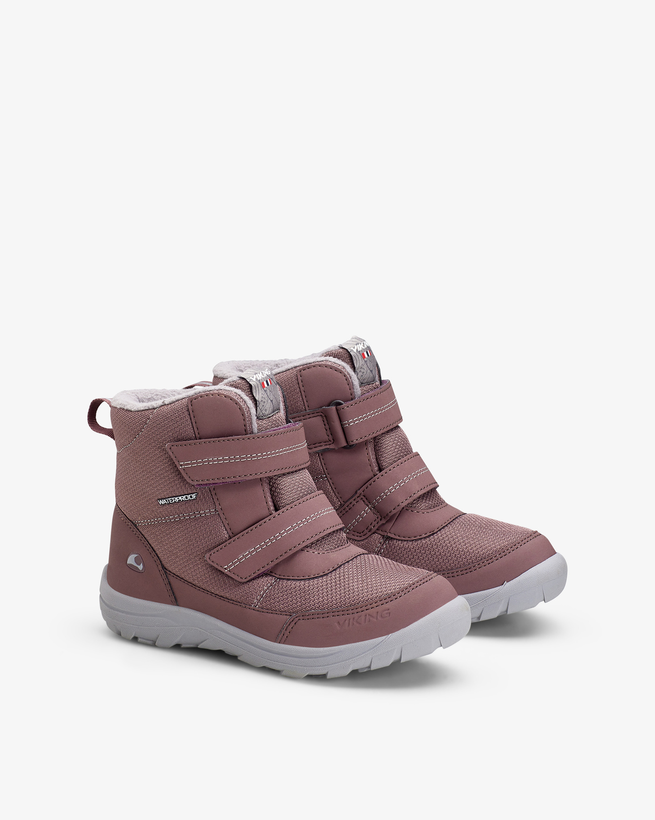 Tretten Jr Pink Winter Boots
