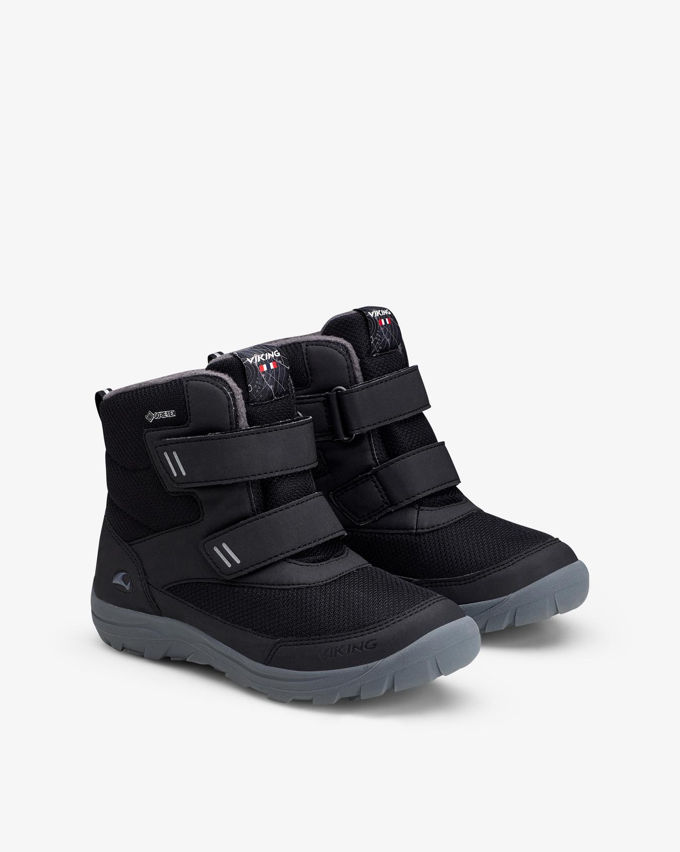Vang Jr GTX Black Winter Boots