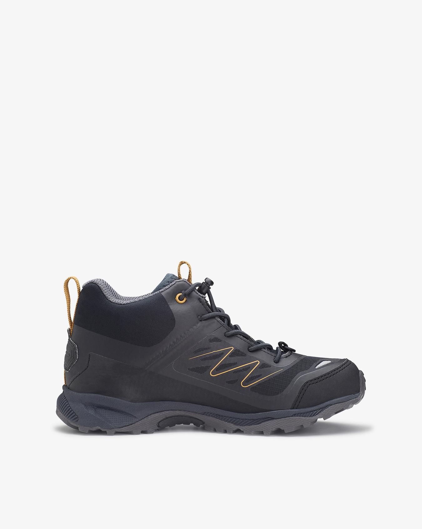 Tind Mid GTX Black Hiking Boots