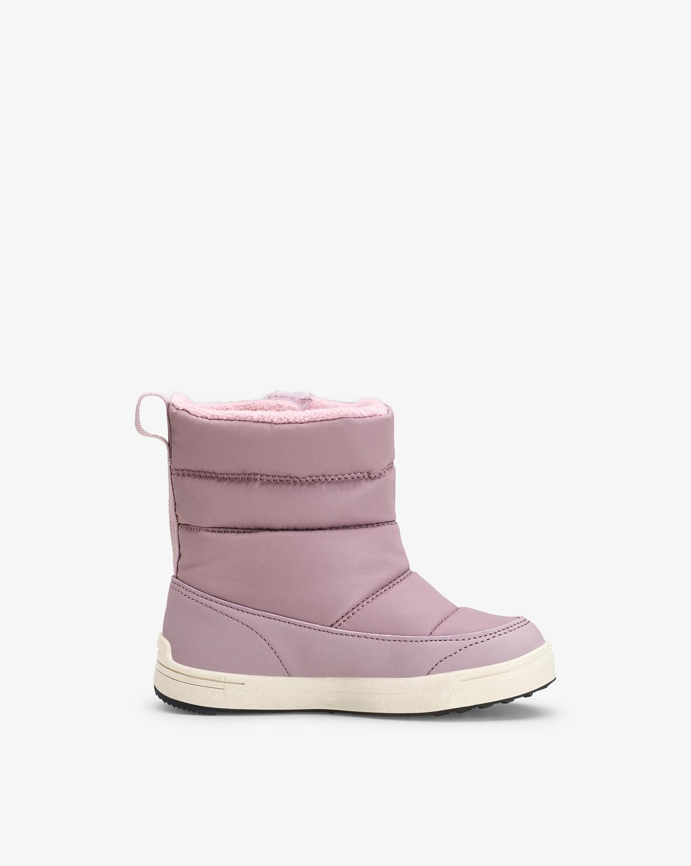 Hoston Dusty Pink Winter Boots