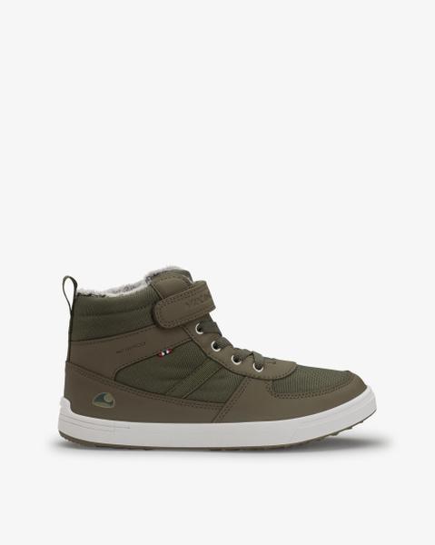 Lucas Green Mid Jr Sneakers