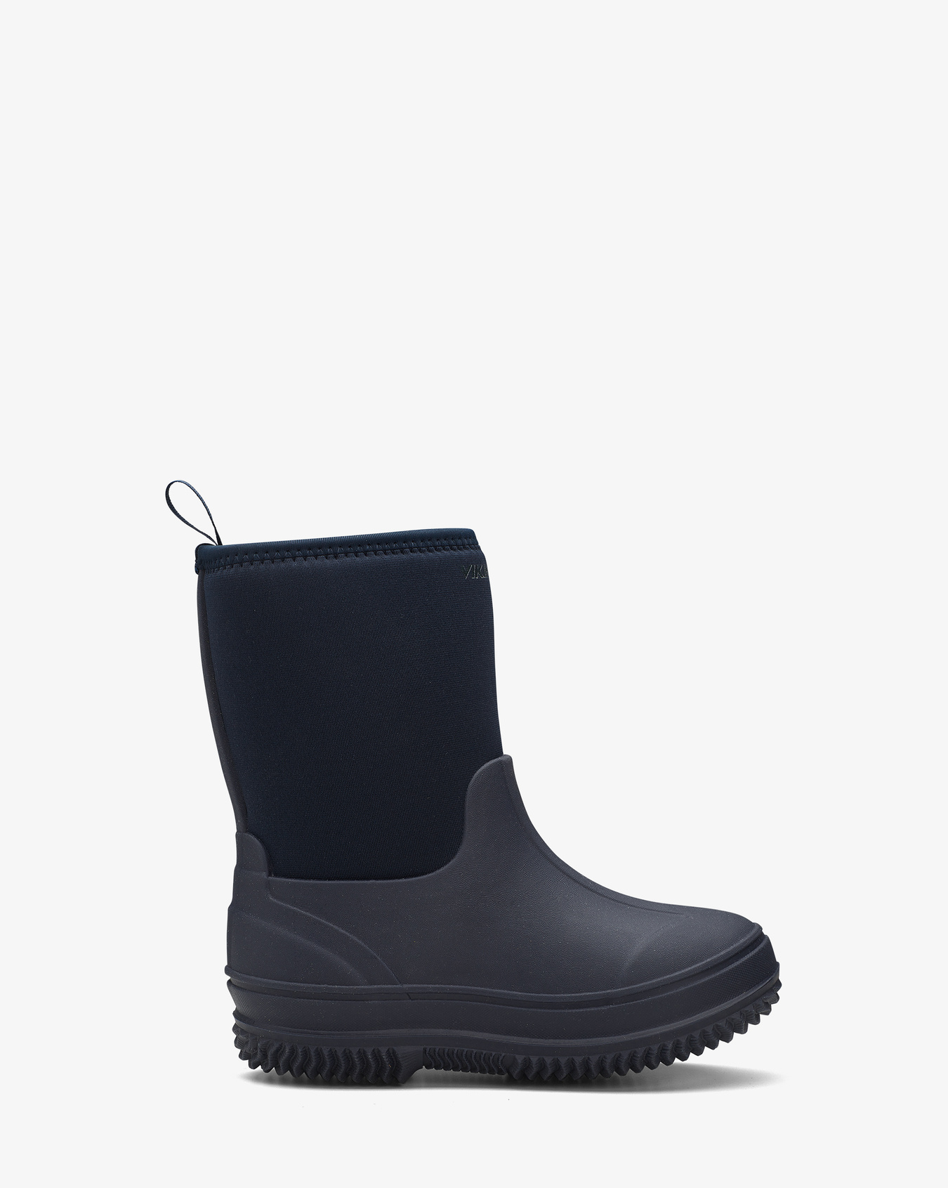 Slush Navy All-weather Boots