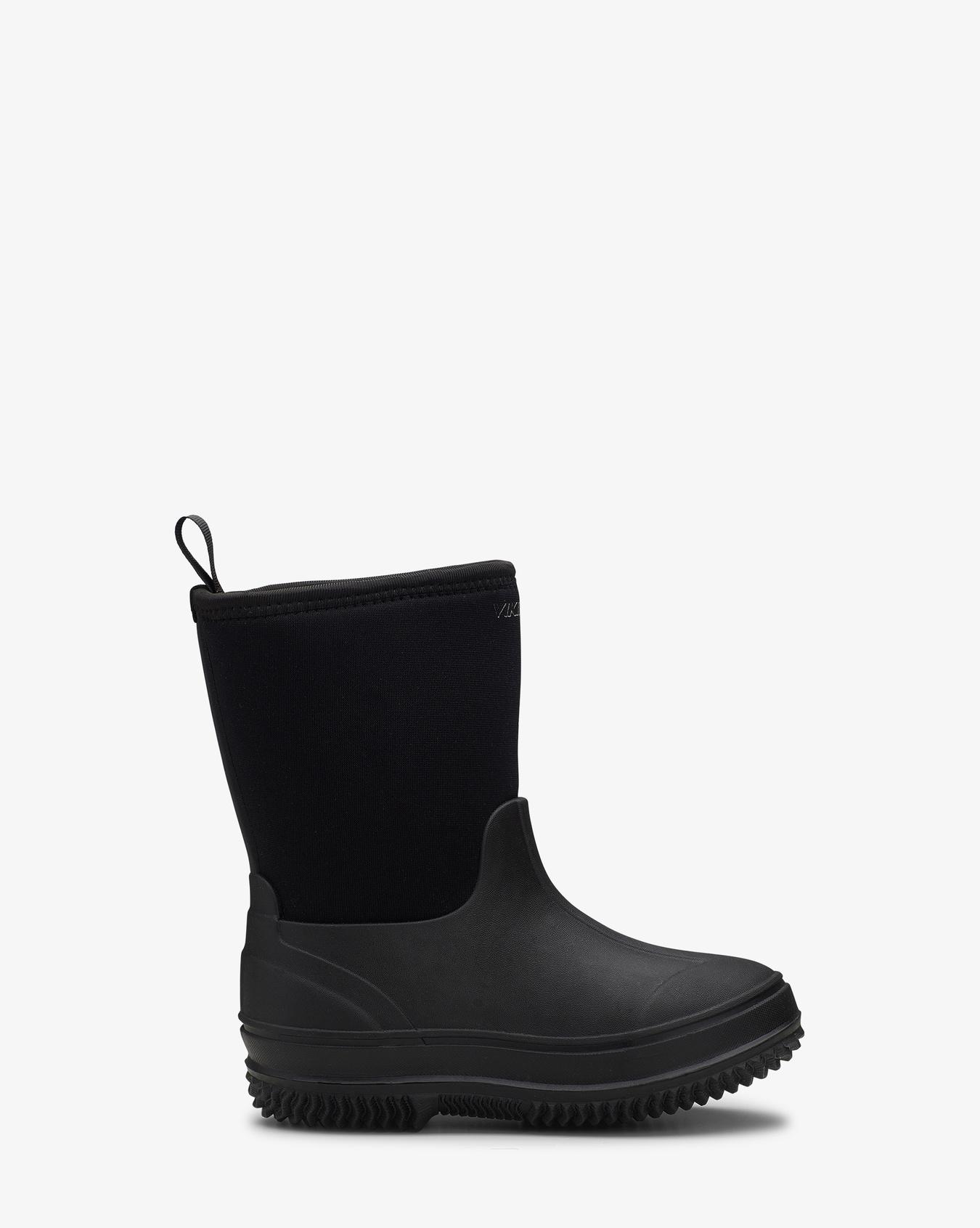 Slush Black All-weather Boots