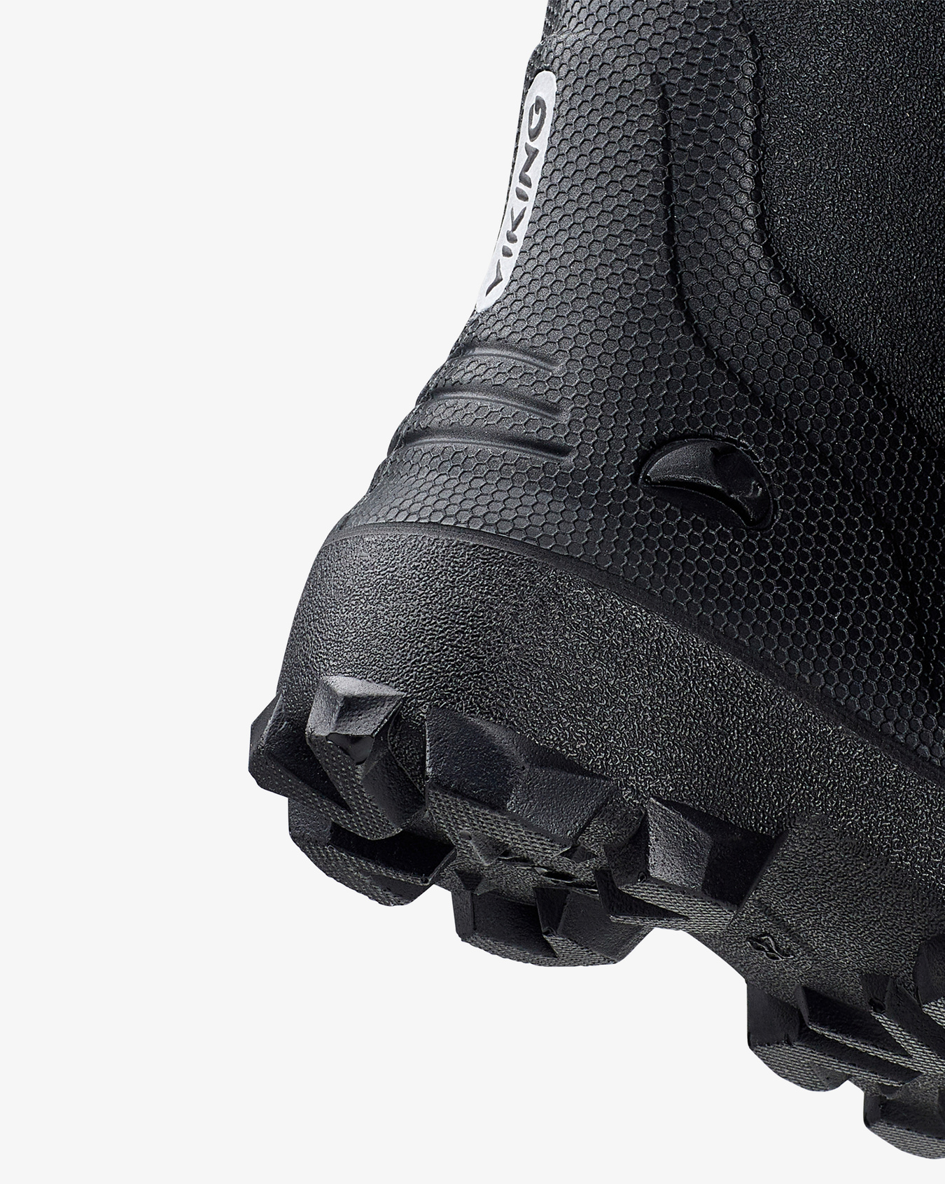 Frost Fighter Black Grey Thermo Boot