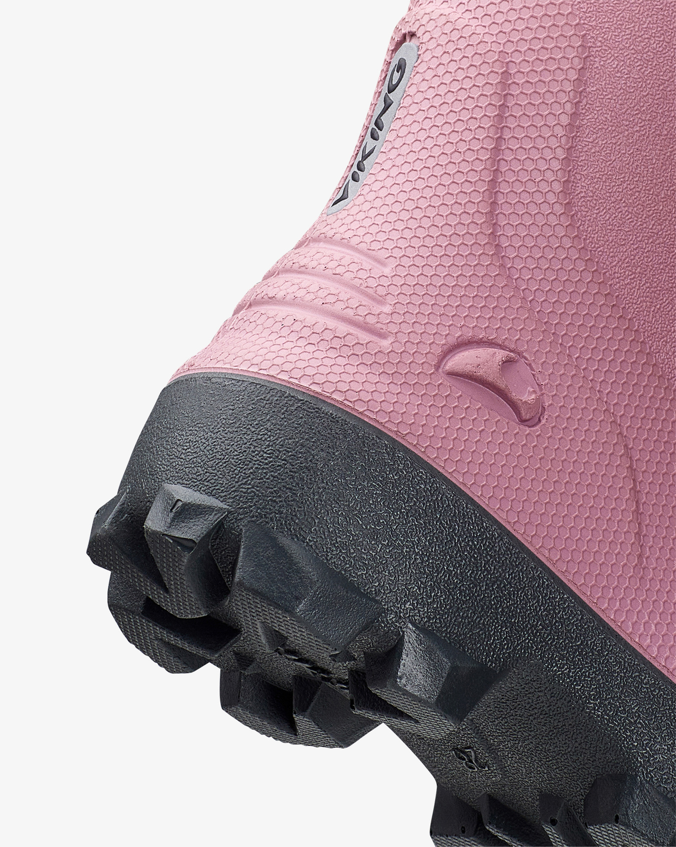 Frost Fighter Violet Charcoal Thermo Boot