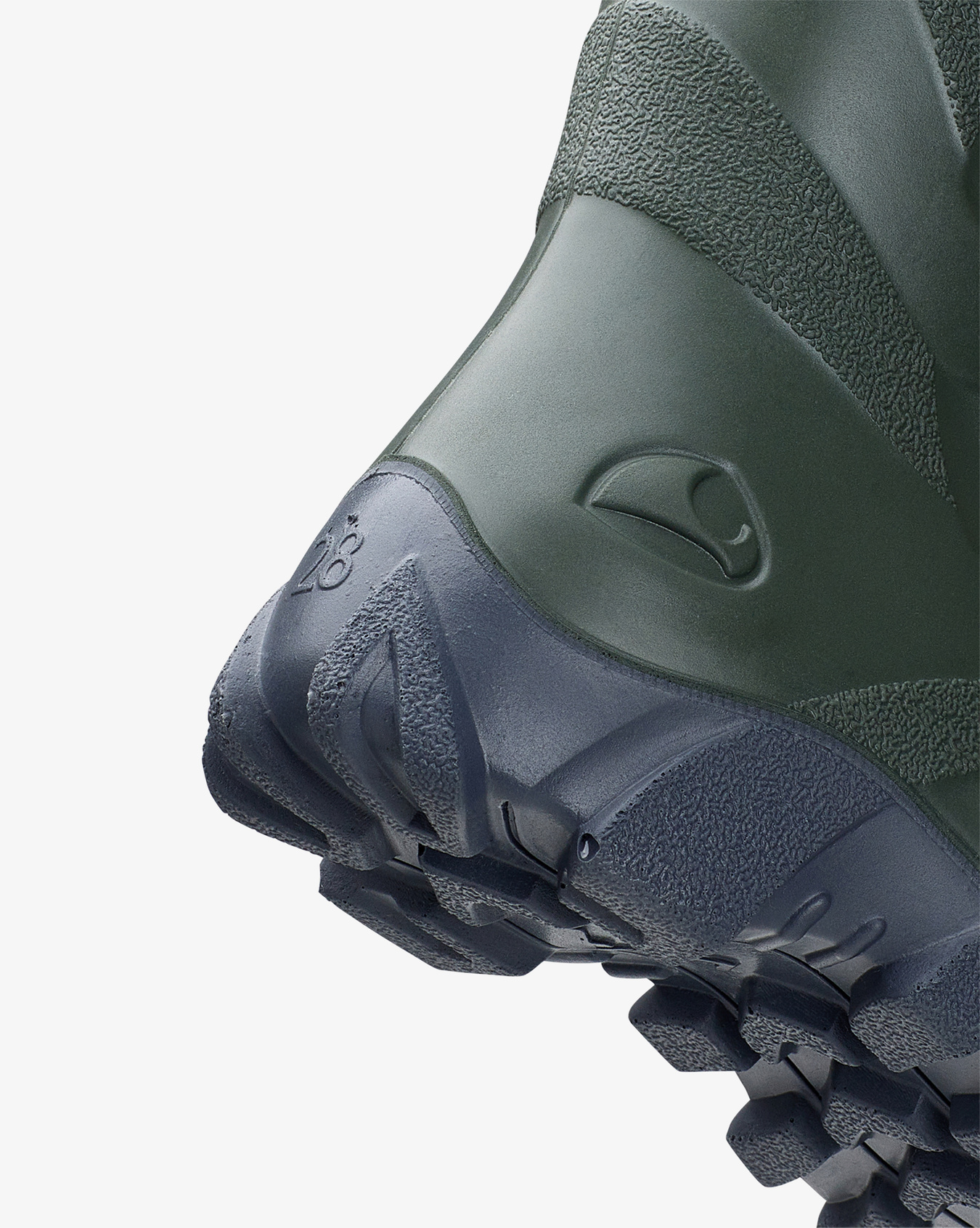 Ultra 2.0 Mossgreen Grey Thermo Boots