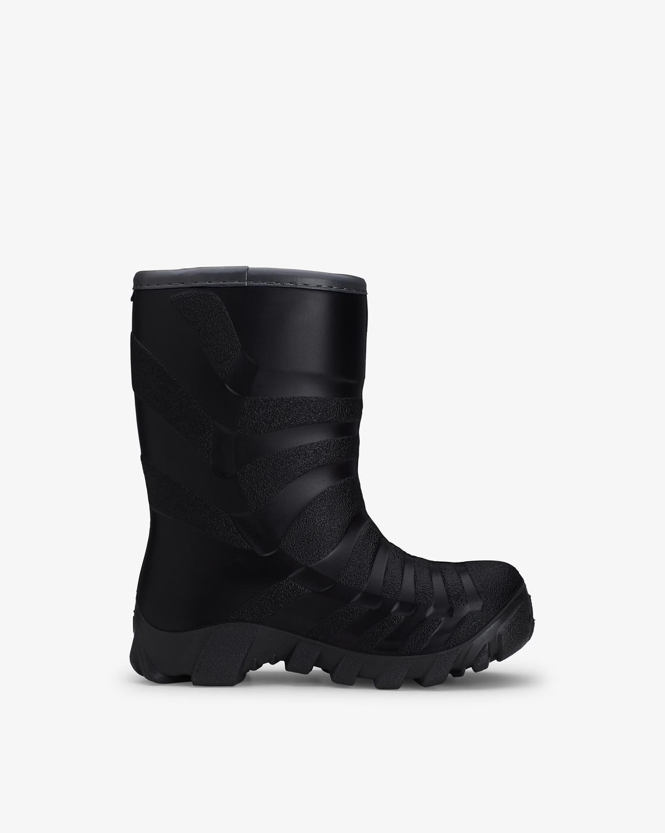 Ultra 2.0 Black Grey Thermo Boots