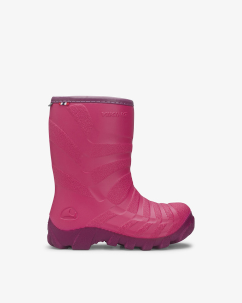 Ultra 2.0 Fuchsia Purple Thermo Boots