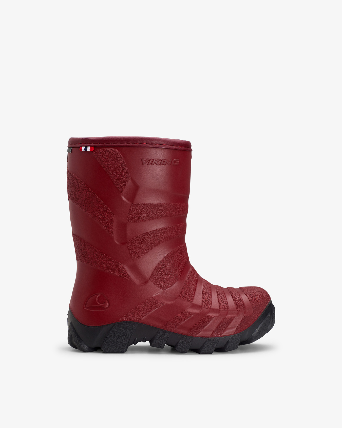 Ultra 2.0 Dark Red Charcoal Thermo Boots