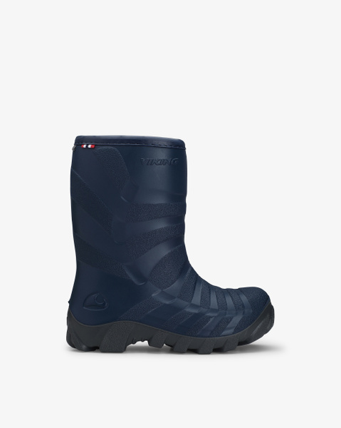Ultra 2.0 Navy Charcoal Thermo Boots