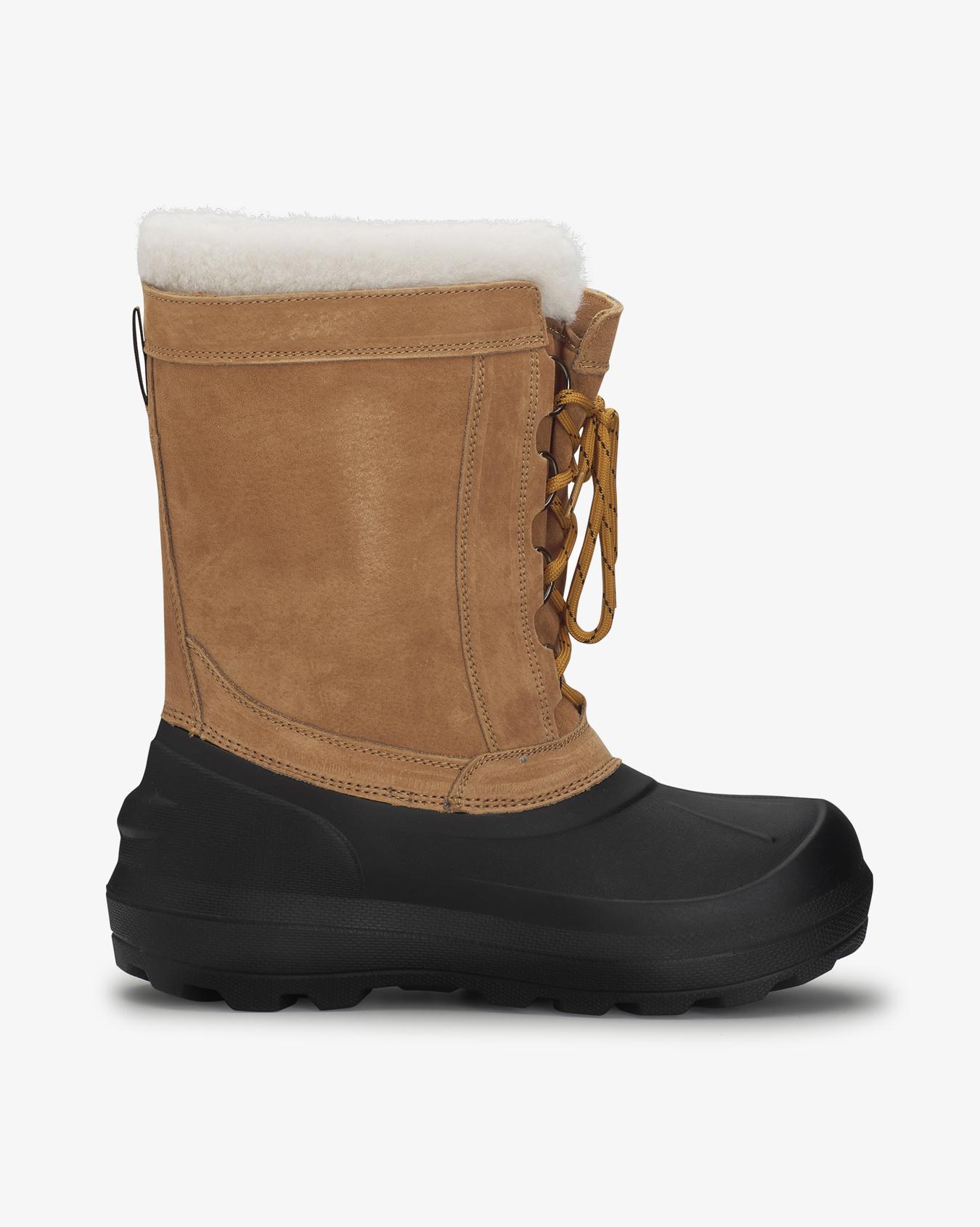 Svartisen Yellow Winter Boots