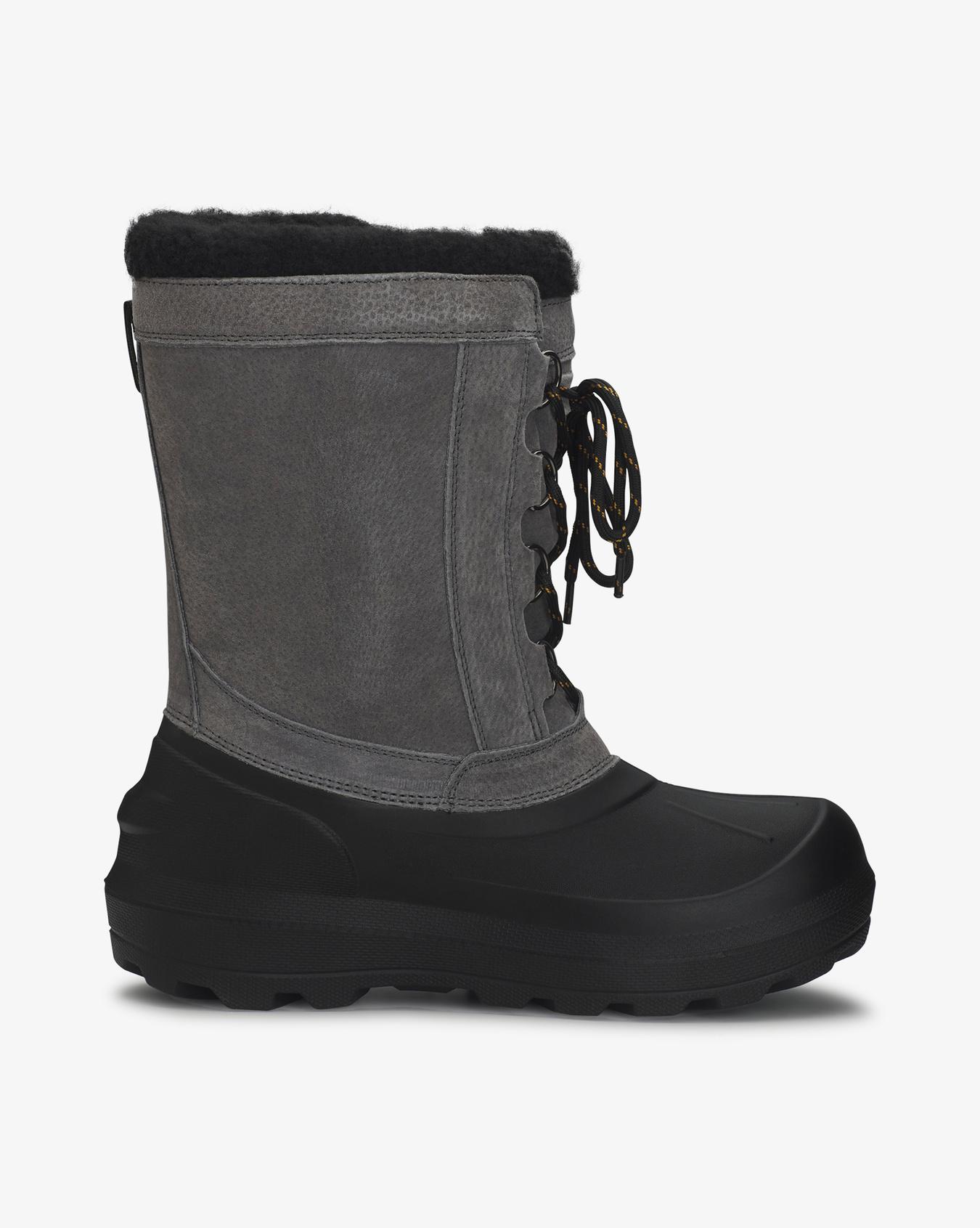 Svartisen Black Winter Boots