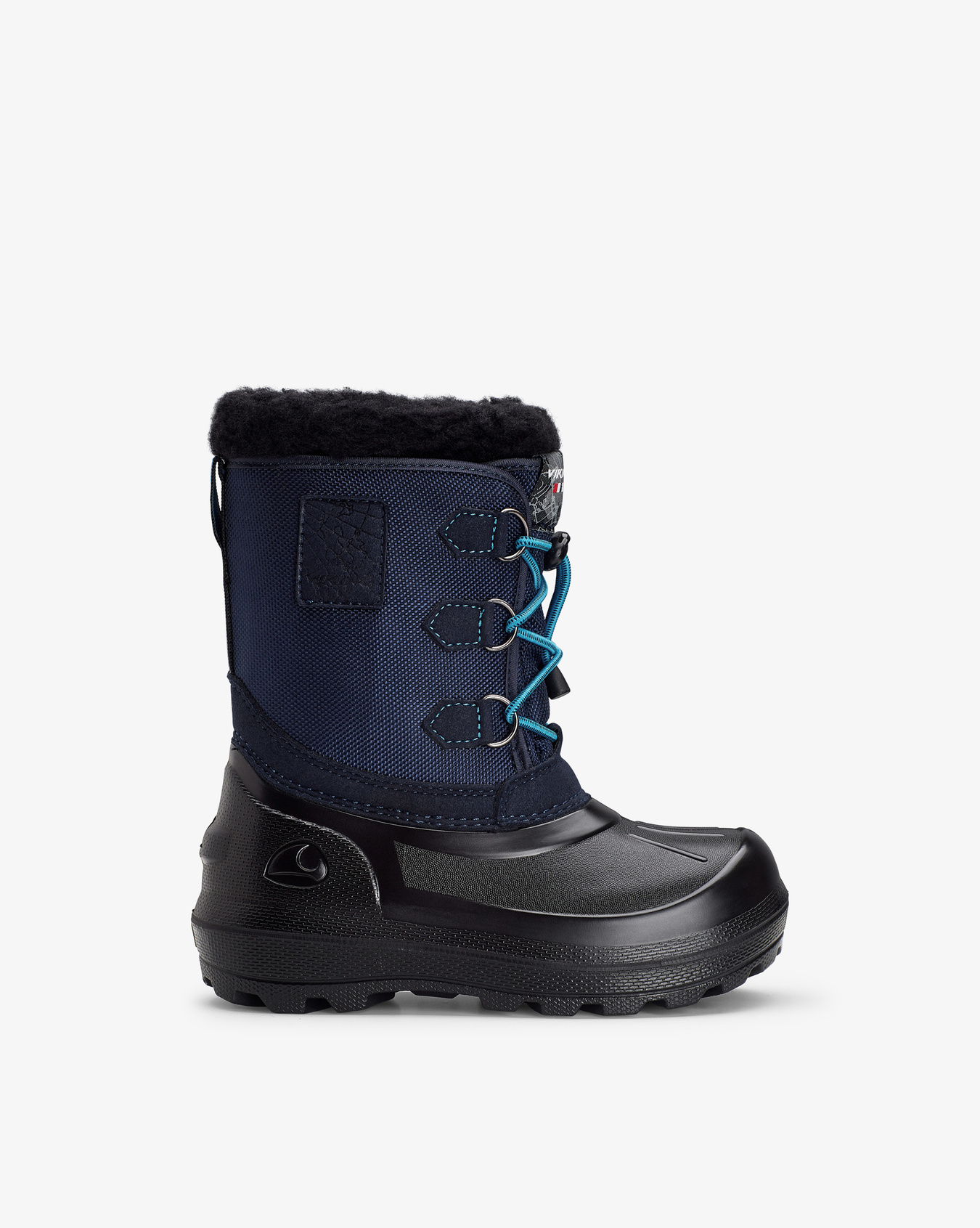 Istind Blue Thermo Boots