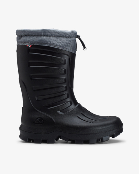 Arctic 2.0 Black/Dark Grey Winterboot