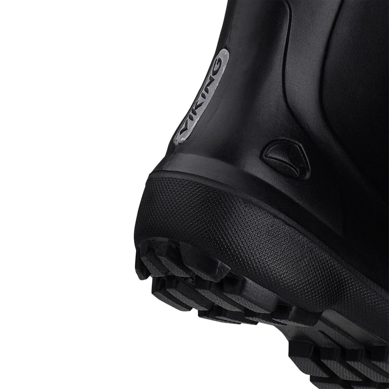 Supra Warm Black Thermo Boots