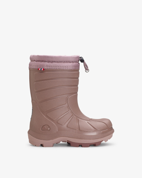 Extreme Dusty Pink/Antique Rose Thermo Boots