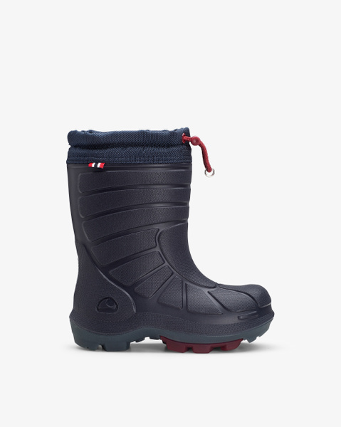 Extreme Navy/Dark Red Thermo Boots